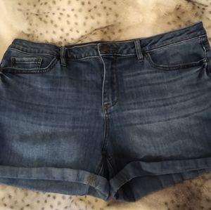 Lauren Conrad shorts